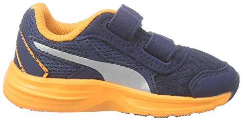 Puma Descendant V3 V Laufschuh für Kinder, Blau - blau - Größe: 31