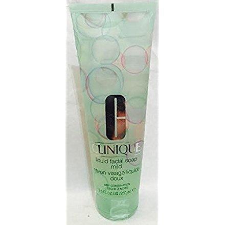 Clinique Liquid Facial Soap Mild Dry to Combination Skin 250ml/8.5 oz