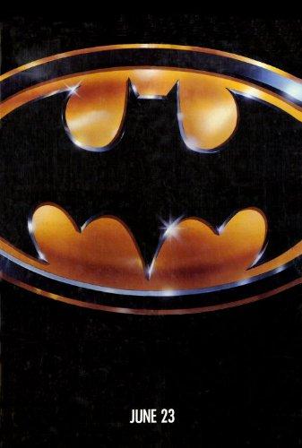 Batman Movie Poster (27 x 40 Inches - 69cm x 102cm) (1989) Style C -(Michael Keaton)(Jack Nicholson)(Kim Basinger)(Robert Wuhl)(Tracey Walter)(Billy Dee -