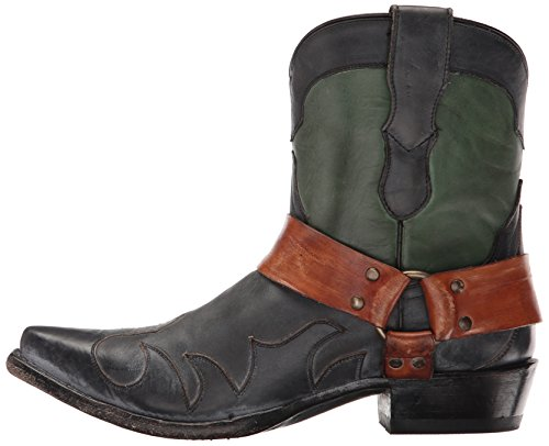 Green Women''s Boot Western Jade Stetson qxzwd0I0U