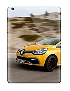 Awesome Renault Clio 22 Flip Case With Fashion Design For Ipad Air