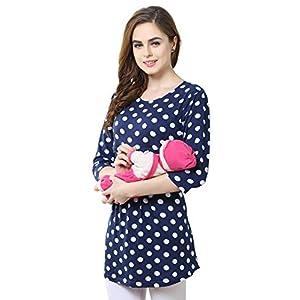 TIGYWIGY Women's Maternity Top