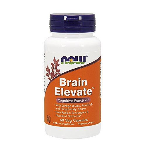Foods Brain Elevate Formula Capsules