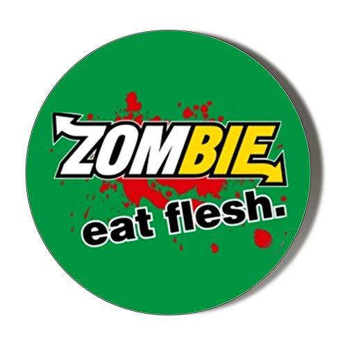 Gift Insanity Imán para Nevera con Texto en inglés Zombie Eat ...