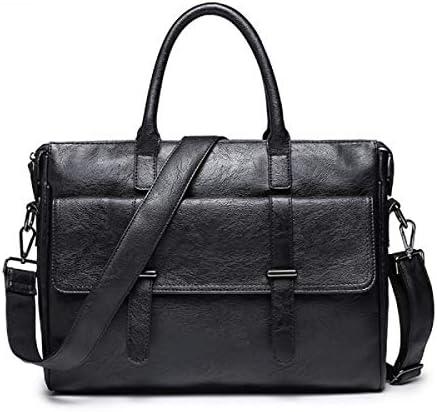 ビジネスバッグ 2way メンズ A4サイズ対応 防水 リクルートバッグ 手提げ 肩掛け レザー 黒 通勤 就職活動 フォーマル 無地