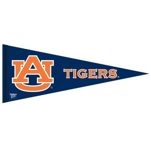 (WinCraft NCAA 58711081 Auburn University Premium Pennant, 12