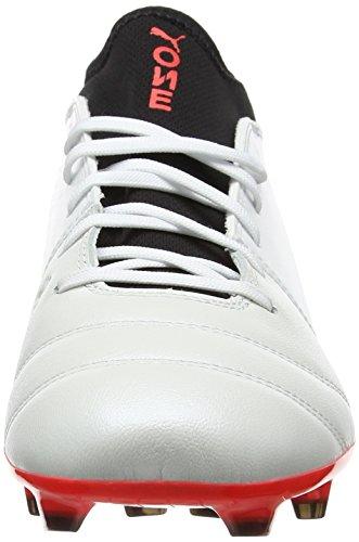 Wei Fg 3 De Blanc Puma Foot 17 Hommes Pour noir corail ardent Chaussures 0UFqHw8H