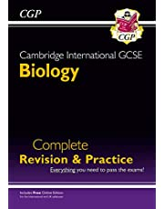 Cambridge International GCSE Biology Complete Revision & Practice - for exams in 2022