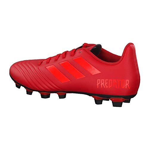 Red Adidas Scarpe Predator 19 Rosso Red solar 4 active core Black Black Uomo Fxg Calcio Active Da nHFppxwfq