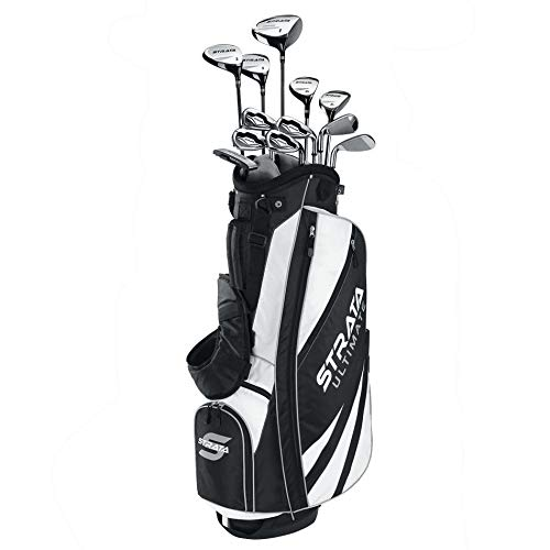 Callaway Men's Strata Ultimate Complete Golf Set (18-Piece) Image