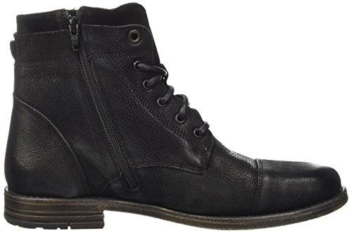BATA 8946284, Zapatillas Altas para Hombre negro (negro)