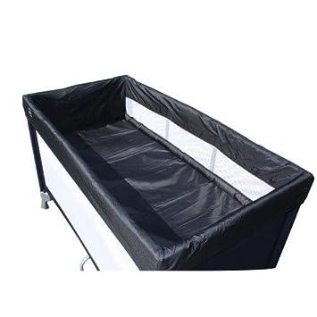 quax matelas de voyage rehausseur pour lit de voyage pliant 120x60 cm quax - Matelas Pour Lit Parapluie