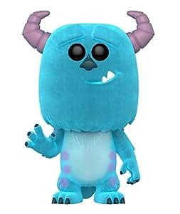 Funko Figure Pop Disney Monsters Inc-Flocked Sulley, Multicolor