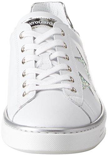 Bianco Donna Skipper Giardini Sneaker Nero PpqwU7xYx