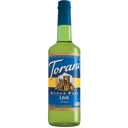 Torani® Lime Syrup Sugar Free by Torani Classic Flavored Syrups