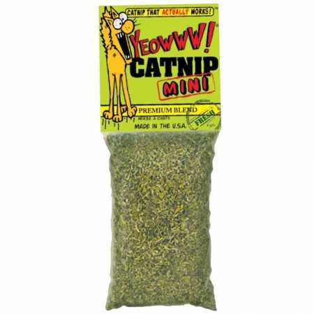 Yeowww Mini Catnip Toy, ()
