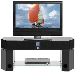 Lenco 2.1/5.1 active speaker system 5.1 30W sistema de cine en casa - Equipo de Home Cinema (Reproductor de DVD, 5.1 canales, 30 W, 30 W, 100 - 20000 Hz, 30 W)