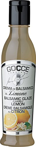 Gocce Crema di Balsamico al Limone, 2er Pack (2 x 220 g)