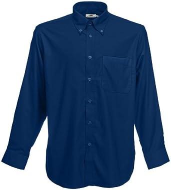 Fruit of the Loom - Camisa Formal - para Hombre: Amazon.es: Ropa y accesorios