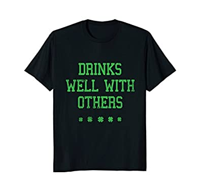 St. Patrick's Day T-Shirt - Drinking Shirt - Funny Tee