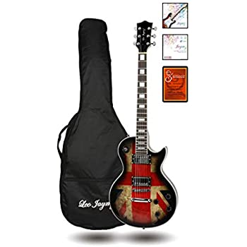 adam levine solid body electric guitar by first act black al223 musical instruments. Black Bedroom Furniture Sets. Home Design Ideas