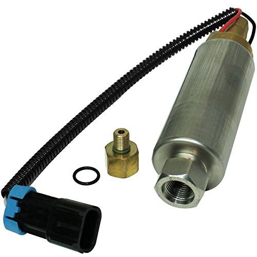 CALTRIC ELECTRIC BOOST FUEL PUMP Fits MERCRUISER 8.1L BASE MAG HO 496 V8 Low Pressure