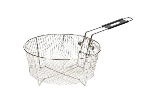 Deep Basket (Lodge 10FB2 Deep Fry Basket, 10.25-inch)