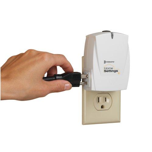 Intermatic HA02C Home Settings Wireless Heavy-Duty Plug-In Appliance Module