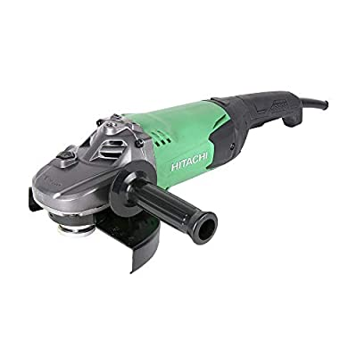Hitachi G18ST Hitachi G18ST 7 in. 15-Amp Angle Grinder (Certified Refurbished)