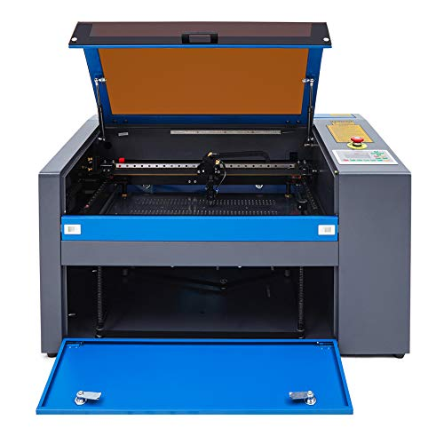 Orion Motor Tech 50W CO2 Laser Engraver Cutter with
