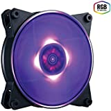 FAN PARA GABINETE MASTERFAN PRO 120MM AIR BALANCE RGB, Cooler Master, MFYB2DN13NPCR1, RGB
