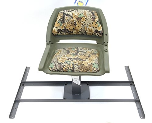 Cycle Country UTV Bed Seat Side by Side ATV Truck Boat Swiveling Deer Stand NEW