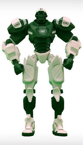 NFL New York Jets Fox Sports Team Robot, - Mall New The York