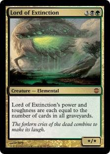 Magic: the Gathering - Lord of Extinction - Alara ()