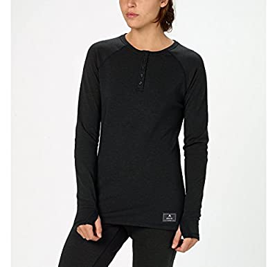 Burton Women's Expedition Wool Henley Top