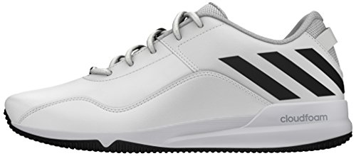 adidas Crazymove Cf M, Men's Sneakers Blanco (Ftwbla / Negbas / Gritra)