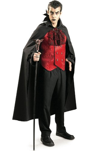 Rubie's Costume Co NLP Gothic Count Costume, Standard -