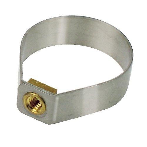 KLICKfix Schellen Contour Adapter, Silber, 32-36 mm, 0217CSO