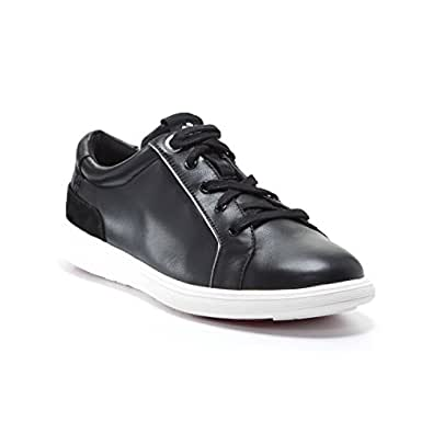 Foot Petals Womens 71240 Andi Classic Trainer with Cushionology Black Size: 6
