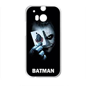 Batman Brand New And High Quality Hard Case Cover Protector For HTC M8