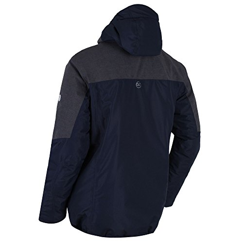 Seal Garforth Men's Insulated Grey Jackets Waterproof Regatta Pvzwqz