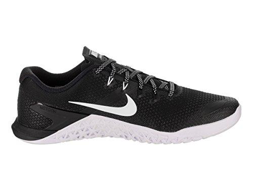 003 Nike Running Metcon Uomo Black White Nero 4 Scarpe 8H84w