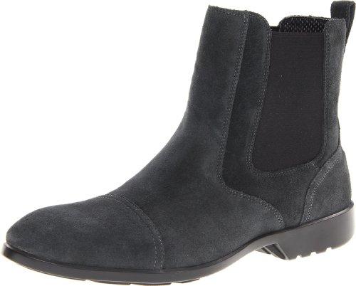 UPC 887390089439, Rockport Men's Total Motion Chelsea Chelsea Boot,Grey Suede,10.5 M US