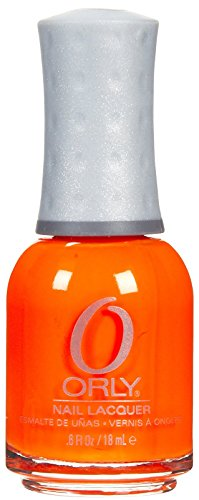 Orly Nail Lacquer, Melt Your Popsicle, 0.6 Fluid Ounce