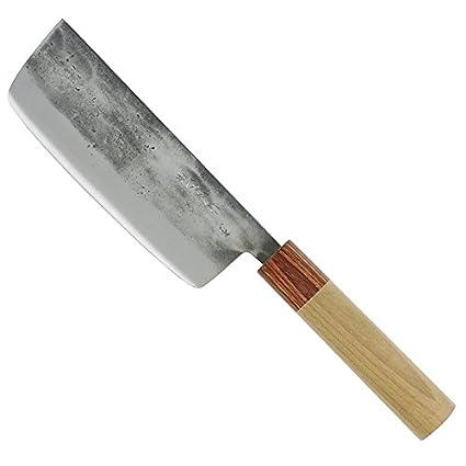 Compra Tadafusa Hocho, Usuba, cuchillo para verdura en Amazon.es