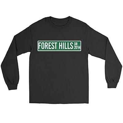 Forest Hills Drive J Cole Rap Long Sleeve Shirt