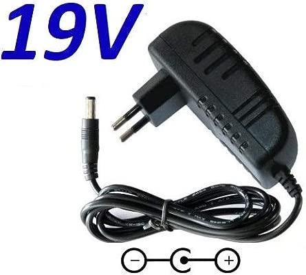 Cargador Corriente 19V Reemplazo Aspirador Robot Conga Cecotec Excellence 990 Item Number 05042 Recambio Replacement