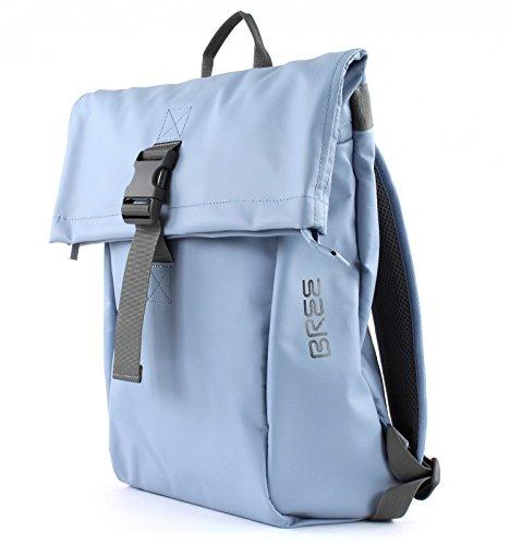BREE - Punch 92, Skydiver, Backpack S S18, Mochilas Unisex adulto, Blau (Hellblau), 12x42x36 cm (B x H T)