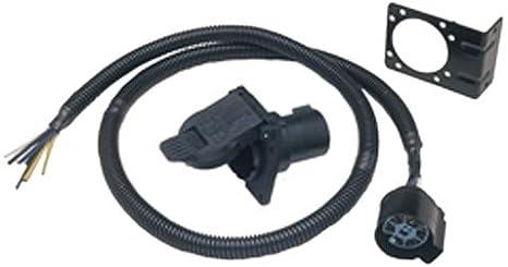 Fantastic Amazon Com Pollak 11 898 4 7 Way Socket Kit Automotive Wiring 101 Vieworaxxcnl