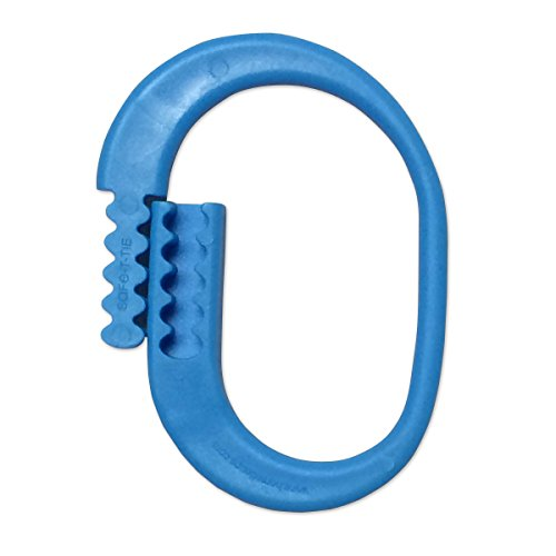 Safe-T-Tie (2 Pack), Blue (Horse Trailer Rack compare prices)